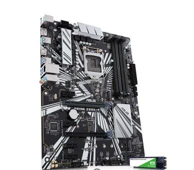 ASUS PRIME Z390-P Motherboard & 240GB WD Green M.2 SATA SSD Bundle £99.98 @ SCAN