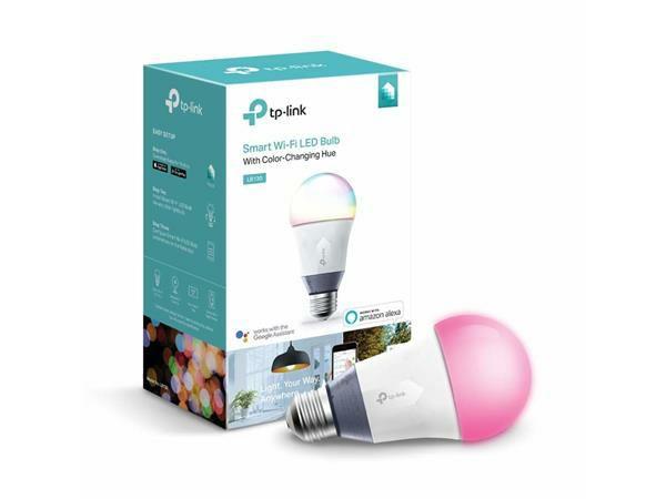 TP Link Kasa Smart Wi-Fi LED Bulb with Multicolour - £9.99 + £3.49 del @ BT Shop