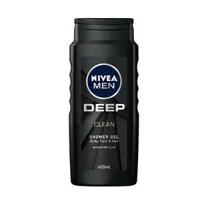 Superdrug Nivea Men Deep Shower Gel 400ml £1.48 - £3 del