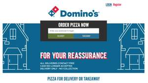 EXCLUSIVE: 25% Off Purchases Over £25 at Domino's Pizza