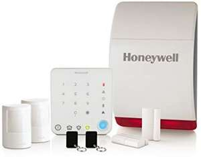 Honeywell Home HS331S Wireless Home Alarm - £94.70 @ Amazon