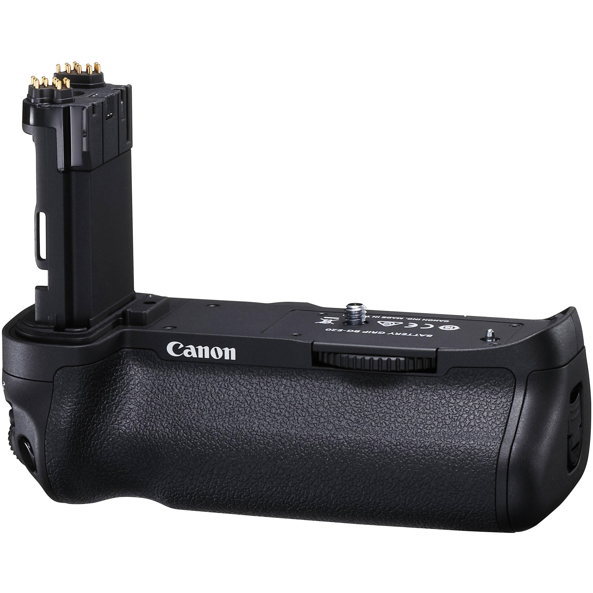 Canon BG-E20 battery grip for the 5D mk4 £129.99 @ Amazon