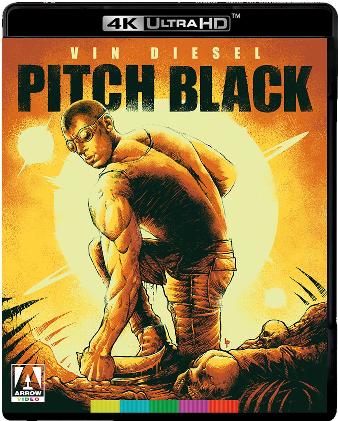 Pitch Black 4k £21.99 @ Zavvi
