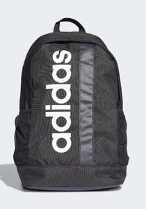 Adidas Linear Core Backpack Now £11.95 With code + Free delivery for creators club members (Free to join) @ Adidas