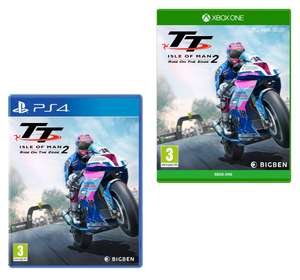 TT Isle of Man: Ride on the Edge 2 (PS4 / Xbox One) for £32.99 delivered @ Amazon