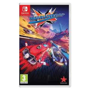 Trailblazers for Nintendo Switch - £7.99 delivered @ Monster-shop.co.uk