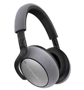Bowers & Wilkins PX7 Wireless Over Ear Headphones with Active Noise Cancellation - Silver £273.69 @ Amazon