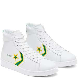 """Converse breaking down barriers trainers """"Boston Celtics edition"""" - £52.49 delivered @ Converse Shop using code"""