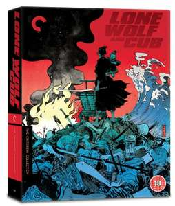 Lone Wolf & Cub Criterion Collection Blu-Ray Box Set - £27.59 using code Code @ Zoom eBay