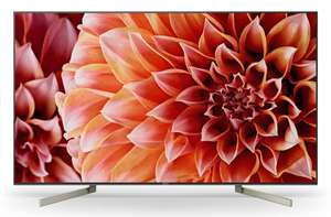 Sony BRAVIA KD55XF9005BU 55 inch 4K Ultra HD HDR Smart LED Android TV - £749 / £480.80 possible price match + free delivery @ Richer Sounds