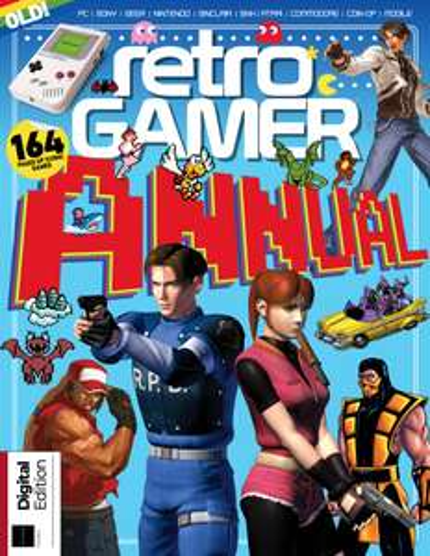 Retro Gamer Annual 2019 PDF ebook - free