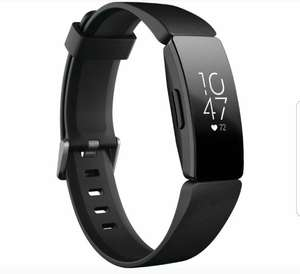 Fitbit Inspire HR Fitness Tracker – £64.39 delivered using code @ Curry's PC World / eBay