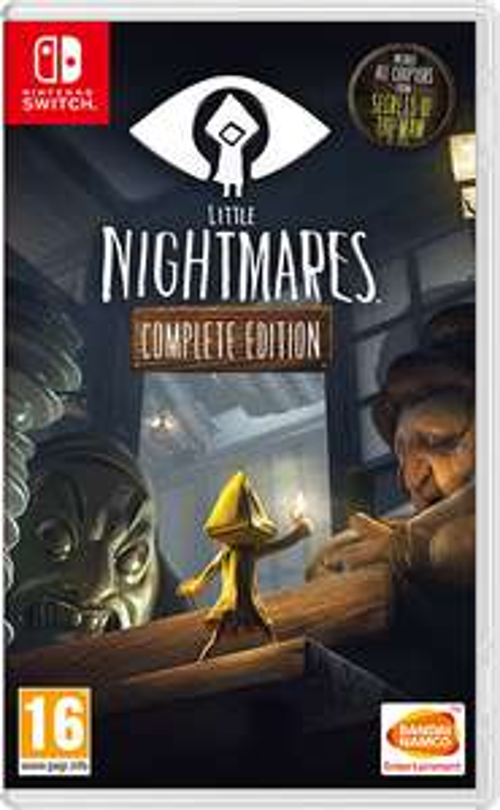 [Nintendo Switch] Little Nightmares Complete Edition - £8.39 @ Nintendo eShop (£6.70 SA)