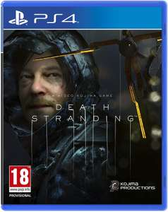 Death Stranding PS4 – £22 instore @ Tesco, Greater Manchester