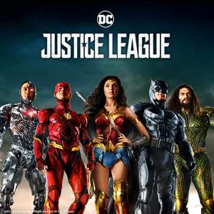 Justice League free PlayStation 4 theme #ReleaseTheSnyderCut @ Playstation Network