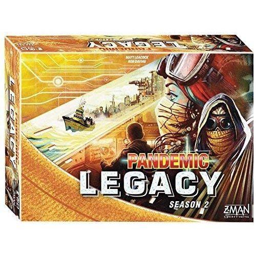 Pandemic Legacy Season 2 - £46.49 @ Zatu Games