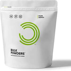 BULK POWDERS Pure Whey Protein Powder Shake, Peaches and Cream, 500 g (OOS) £7.79 + £4.49 @ Amazon
