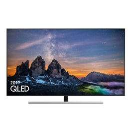 Samsung QE65Q80R 65 inch 4K Ultra HD HDR 1500 Smart QLED TV with Apple TV app + £100 Richer Sounds Gift vouchers Free 6 year Guarantee