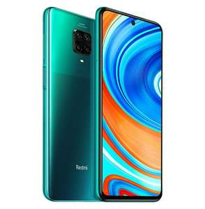 Xiaomi Redmi Note 9 Pro 6GB/64GB Tropical Green /Grey / White Smartphone (UK VERSION) £249 @ Amazon