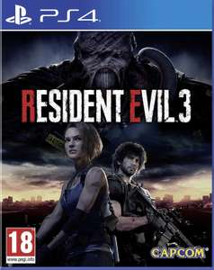 PS4 Resident Evil discount offer