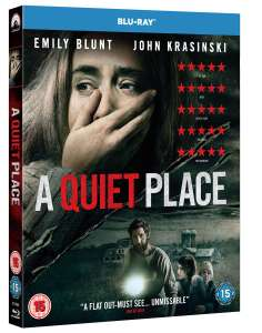 A Quiet Place [Blu-ray] inc free delivery - £4 @ Zoom