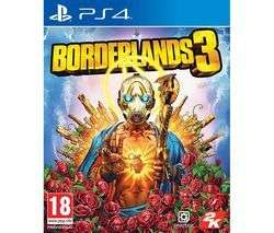 [PS4] Borderlands 3 + 6 Months Spotify Premium (New Accounts) - £17.99 delivered @ Currys PC World