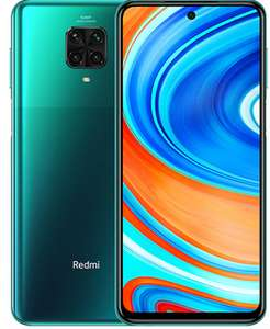 Ali Express App - flash sale - Grey Global Version Xiaomi Redmi Note 9 Pro 6GB 64GB Smartphone - £199.66 @ Ali Express / Xiaomi Store