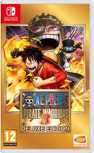 One Piece Pirate Warriors 3 Deluxe Edition (Nintendo Switch) - £13.74 at Nintendo eShop