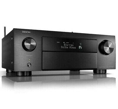 Denon AVR-X4500H Black 9.2 AV Receiver Surround Sound Amplifier £760 @ spatialonline / eBay