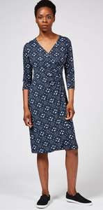 Joe Browns Long Sleeve Marvellous Mosaic Dress Sizes 8 and 10 - £11.98 (+£3.95 Postage) @ QVC Clearance