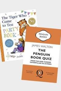 Free quiz book and Tiger that came to Tea - Just Pay £2.99 Postage - via Radio Times