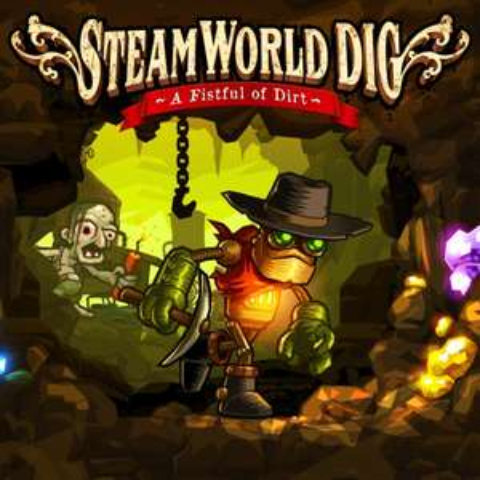 Steamworld Dig (£1.99) / Steamworld Heist (£2.99) / Steamworld Dig 2 (£6.49) PS4/PS vita @ PlayStation Store