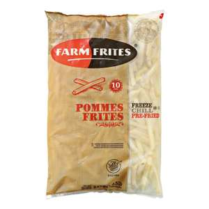 Farm Frites Pommes fries 2.5kg (Warrington instore) @ Heron