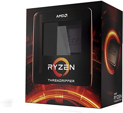 AMD Ryzen Threadripper 3990X, 64c/128t, 2.9GHz - 4.3GHz - £3,000 @ Amazon