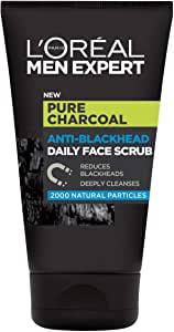 L'Oreal Men Expert Pure Charcoal Anti-Blackhead Daily Face Scrub 100ml at Amazon for £2.12 Prime (+£4.49 non Prime)