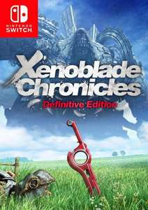 Xenoblade Chronicles - Definitive Edition Switch at CDKeys for £39.49