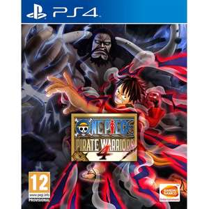 One Piece Pirate Warriors 4 (PS4/Xbox One) £29.85 @ Simply Games