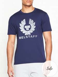 Belstaff Coteland T Shirt for £18 at Very (£3.99 delivery)