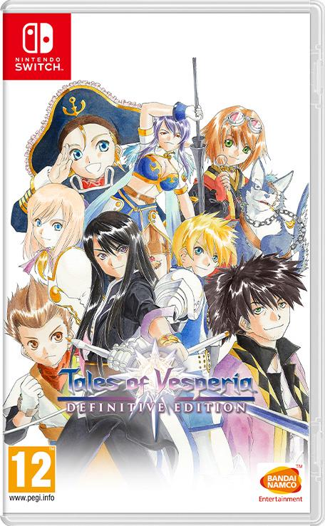 [Nintendo Switch] Tales of Vesperia: Definitive Edition - £19.99 @ Nintendo eShop (£17.73 SA)