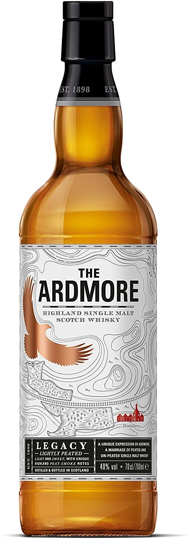 The Ardmore Legacy Highland Single Malt Scotch Whisky £20 @ Amazon
