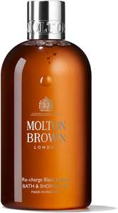 Molton Brown Bath & Shower Gel - Prime £17.60 (£22.90 non-Prime) @ Amazon