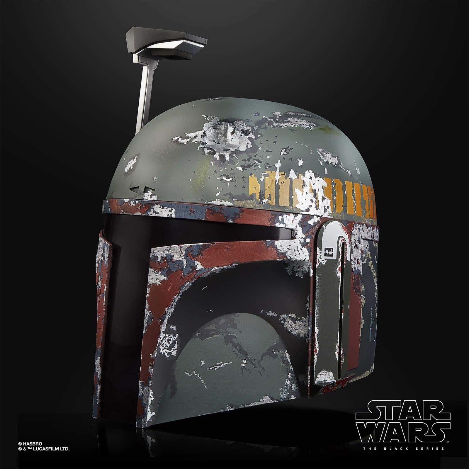 Hasbro Star Wars The Black Series Boba Fett Electronic Helmet £109.99 @ Scan