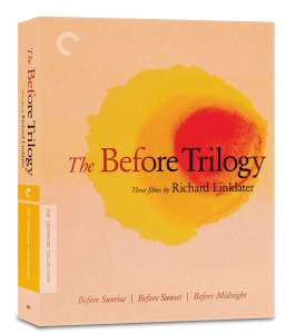 The Before Trilogy (Criterion Collection) (Before Sunset, Before Sunrise, Before Midnight) [Blu-ray] £39.99 at zoom