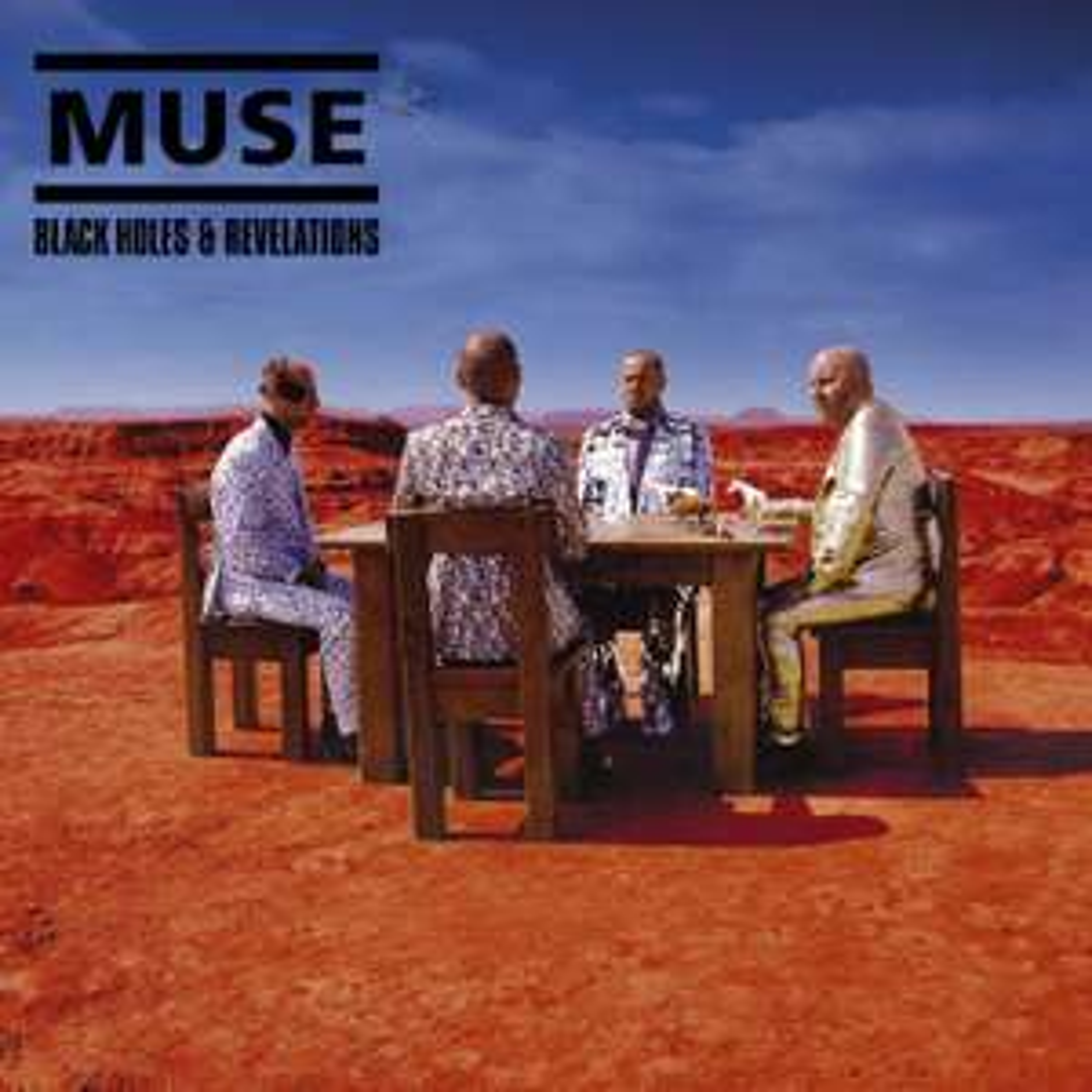 Muse - Black Holes & Revelations Vinyl £13.43 Amazon Prime / £16.42 Non Prime
