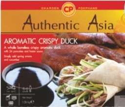 CP Aromatic Crispy Duck 1kg with 24 Pancakes for £6.79 @ Costco
