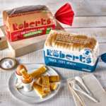 Bread, baking sets £8.50 + £3.99 delivery @ Roberts Bakery