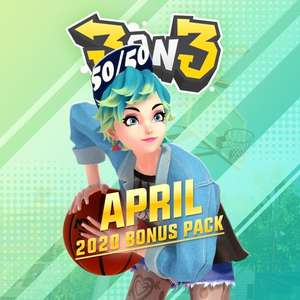 (PS4/PS+) 3on3 FreeStyle - 2020 PlayStation®Plus Bonus Pack (April & May)