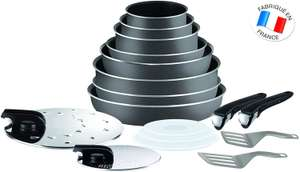 Tefal L2049002 Ingenio 5 Essential Lot of 17 Pieces £94.99 at Amazon France