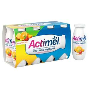Actimel Multifruit Drink 8X100g £1 @ Heron Foods - Kingston Upon Hull