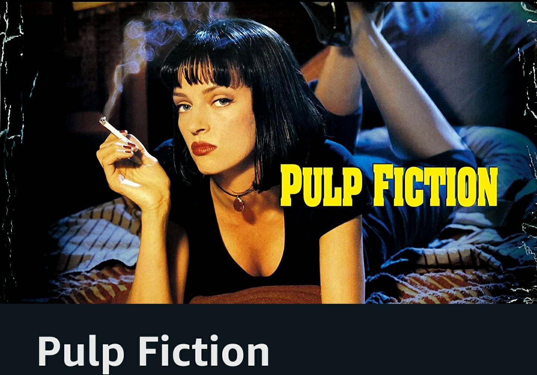 Pulp Fiction HD £3.99 at Amazon
